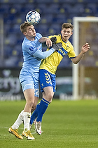 Mathias Greve  (Randers FC), Morten Frendrup (Br�ndby IF)