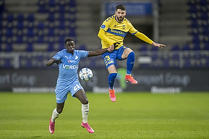 Anthony Jung (Br�ndby IF), Bassala Sambou  (Randers FC)