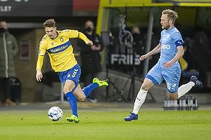 Andreas Bruus (Br�ndby IF), Bj�rn Kopplin  (Randers FC)