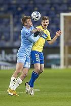 Morten Frendrup (Br�ndby IF), Mathias Greve  (Randers FC)