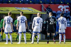 Lukas Lerager  (FC K�benhavn), Mathias Zanka J�rgensen  (FC K�benhavn), Victor Nelsson  (FC K�benhavn), Karl-Johan Johnsson  (FC K�benhavn), Carlos Zeca  (FC K�benhavn)
