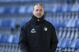 Jes Thorup, cheftr�ner  (FC K�benhavn)