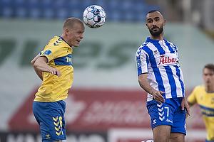 Hj�rtur Hermannsson (Br�ndby IF), Issam Jebali  (Ob)