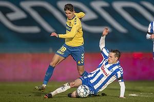 Jesper Lindstr�m (Br�ndby IF), Jens Jakob Thomasen  (Ob)