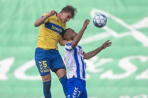 Andreas Maxs� (Br�ndby IF), Issam Jebali  (Ob)
