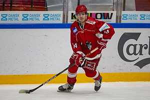 Christoffer Fr�nell  (R�dovre Mighty Bulls)