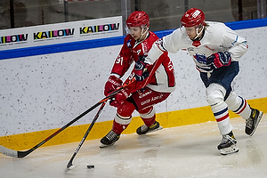 Steffen Klarskov Nielsen  (R�dovre Mighty Bulls), Mathias R�ndbjerg  (Rungsted Seier Capital)