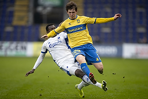 Mustapha Bundu  (FC K�benhavn), Anton Skipper (Br�ndby IF)