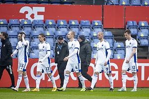 Rasmus Falk  (FC K�benhavn), Peter Ankersen  (FC K�benhavn), Victor Nelsson  (FC K�benhavn), Kamil Wilczek  (FC K�benhavn), Lukas Lerager  (FC K�benhavn)
