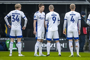 Victor Kristiansen  (FC K�benhavn), Lukas Lerager  (FC K�benhavn), Kamil Wilczek  (FC K�benhavn), Victor Nelsson  (FC K�benhavn)