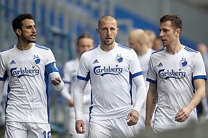 Carlos Zeca, anf�rer  (FC K�benhavn), Kamil Wilczek  (FC K�benhavn)