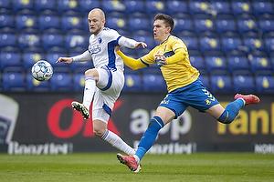 Nicolai Boilesen  (FC K�benhavn), Mikael Uhre (Br�ndby IF)