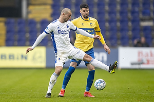 Kamil Wilczek  (FC K�benhavn), Anthony Jung (Br�ndby IF)