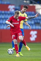 Andreas Bruus (Br�ndby IF), Jon Thorsteinsson  (Agf)