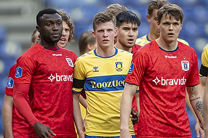 Bubacarr Sanneh  (Agf), Morten Frendrup (Br�ndby IF)