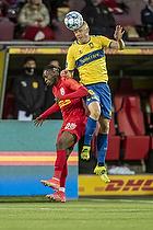 Hj�rtur Hermannsson (Br�ndby IF), Kamal-Deen Sulemana  (FC Nordsj�lland)