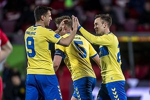Andrija Pavlovic (Br�ndby IF), Lasse Vigen Christensen (Br�ndby IF)