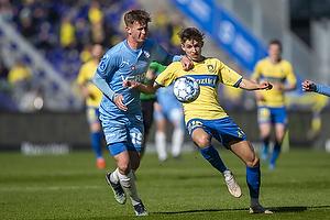 Jesper Lindstr�m (Br�ndby IF), Bj�rn Kopplin  (Randers FC)