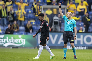 Peter Kj�rsgaard, Dommer, Paul Victor da Silva  (FC Midtjylland)