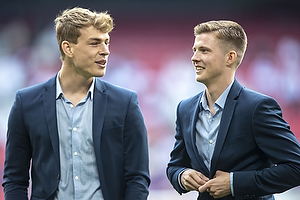 Mads Hermansen (Br�ndby IF), Morten Frendrup (Br�ndby IF)