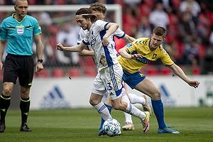 Rasmus Falk  (FC K�benhavn), Morten Frendrup (Br�ndby IF)