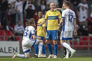 Hj�rtur Hermannsson (Br�ndby IF), Lukas Lerager  (FC K�benhavn)