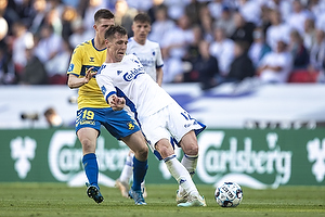 Lukas Lerager  (FC K�benhavn), Morten Frendrup (Br�ndby IF)