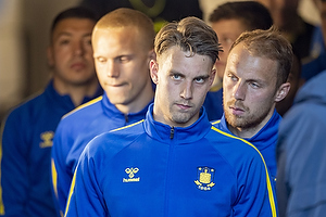 Andreas Maxs� (Br�ndby IF), Marvin Schw�be (Br�ndby IF)