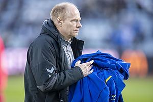 Leif Mortensen, holdleder  (Br�ndby IF)