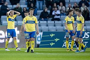 Hj�rtur Hermannsson (Br�ndby IF), Lasse Vigen Christensen (Br�ndby IF)