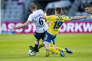 Hj�rtur Hermannsson (Br�ndby IF), Morten Frendrup (Br�ndby IF)