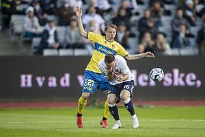 Simon Hedlund (Br�ndby IF), Casper H�jer Nielsen  (Agf)