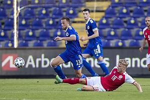 Daniel Wass  (Danmark), Andrej Dokanovic  (Bosnien-Hercegovina)