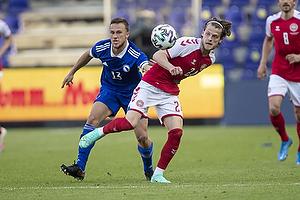 Mathias Jensen  (Danmark), Andrej Dokanovic  (Bosnien-Hercegovina)