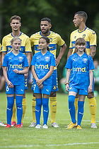Andreas Bruus  (Br�ndby IF), Anis Slimane  (Br�ndby IF), Joel Kabongo  (Br�ndby IF)