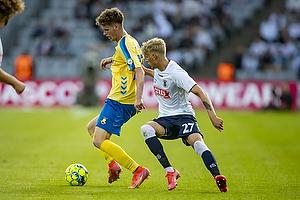 Christian Cappis  (Br�ndby IF), Albert Gr�nb�k  (Agf)