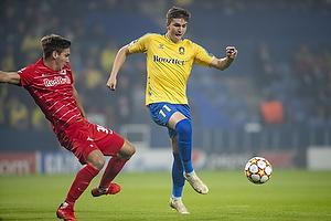Br�ndby IF - FC Salzburg