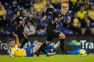 Gustav Isaksen  (FC Midtjylland), Josip Radosevic  (Br�ndby IF)