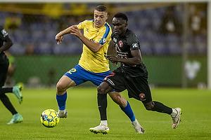 Pione Sisto  (FC Midtjylland), Josip Radosevic  (Br�ndby IF)