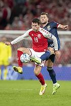 Jonas Wind  (Danmark), Liam Cooper  (Skotland)