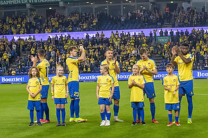 Christian Cappis  (Br�ndby IF), Josip Radosevic  (Br�ndby IF), Kevin Tshiembe  (Br�ndby IF)