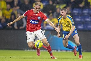 Stefan Thordarson  (Silkeborg IF), Morten Frendrup  (Br�ndby IF)