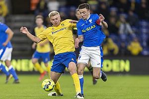 Tobias B�rkeeiet  (Br�ndby IF), S�ren Freund  (Aller�d Fodbold Klub)