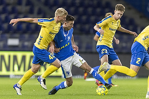Christian Cappis  (Br�ndby IF), Tobias B�rkeeiet  (Br�ndby IF)