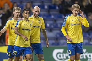 Jagvir Singh  (Br�ndby IF), Henrik Heggheim  (Br�ndby IF)