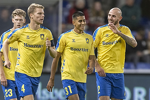 Sigurd Rosted  (Br�ndby IF), Jagvir Singh, m�lscorer  (Br�ndby IF), Jens Martin Gammelby  (Br�ndby IF)