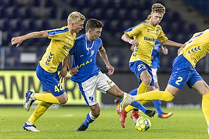 Tobias B�rkeeiet  (Br�ndby IF), Christian Cappis  (Br�ndby IF)