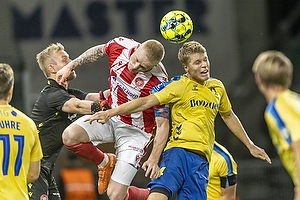 Sigurd Rosted  (Br�ndby IF), Rasmus Thelander  (Aab)