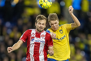 Iver Fossum  (Aab), Sigurd Rosted  (Br�ndby IF)