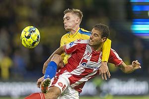 Mathias Greve  (Br�ndby IF), Pedro Ferreira  (Aab)